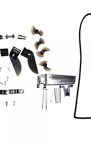 Geral Geral RC FT012 Peça sobressalente peças Acessórios Barcos RC Metal Plástico