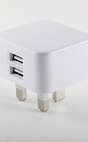 Caricabatterie portatile Per iPad Per tablet 2 porte USB Presa Uk
