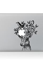 1枚 傷防止 アニマル 透明ベースプラスチック ボディーステッカー パターン のためにMacBook Pro 15'' with Retina MacBook Proの15 '' MacBook Pro 13'' with Retina MacBook Proの13 ''