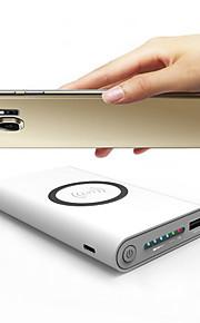 10000mAh전원 은행 외부 배터리 삼성 디바이스용 배터리 케이스 QC 3.0 품질 관리 2.0 무선 충전기 멀티 출력 자동 조절 전류 10000 3000삼성 디바이스용 배터리 케이스 QC 3.0 품질 관리 2.0 무선 충전기 멀티 출력 자동