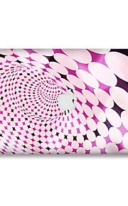 1 stk Ridsnings-Sikker Tegneserie Transparent plastik Klistermærke Selvlysende Mønster ForMacBook Pro 15'' with Retina MacBook Pro 15 ''
