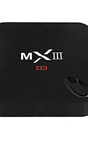 MXIII M82 Amlogic S802 Quad Core  Android 4.4 TV Box 1GB RAM 8GB ROM Without Bluetooth WiFi