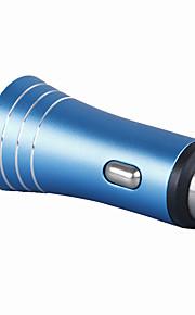 Caricabatteria da auto Per iPad Per cellulare Per tablet Per iPhone Per smartwatch 2 porte USB Altro