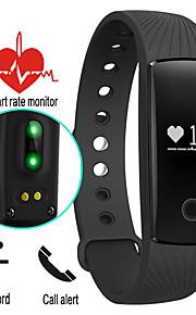 Mulheres Homens Relógio Inteligente Chinês DigitalControle Remoto Calendário Impermeável Monitor de Batimento Cardíaco Velocímetro