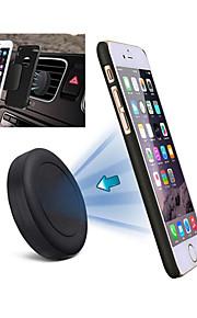 Mobilstativ Bil Skrivebord Magnetisk Metall for Mobiltelefon