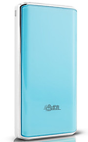 PADO® 21200mAh power bank 1A 2.1A external battery Multi-Output with Cable Automatic Adjusted Current