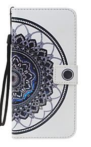 Для samsung galaxy s8 plus s8 чехол для футляра для карточек кошелек с подставкой флип-паспорт полный чехол для жесткого диска mandala