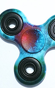 Fidget spinners Hilandero de mano Juguetes Tri-Spinner Plástico EDCAlivio del estrés y la ansiedad Juguetes de oficina Alivia ADD, ADHD,