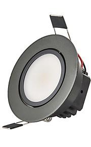 3W 2G11 LED Deckenstrahler Eingebauter Retrofit 1 COB 250 lm Warmes Weiß Kühles Weiß Dimmbar Dekorativ AC 220-240 AC 110-130 V 1 Stück