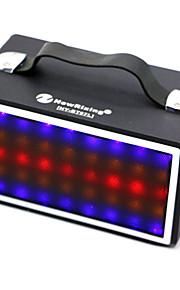OEM Usine Sans Fil haut-parleurs sans fil Bluetooth Eclairage LED Soutien FM Mini