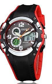 Masculino Mulheres Relógio Esportivo Relógio Elegante Relógio de Moda Único Criativo relógio Relogio digital Chinês Quartzo Digital
