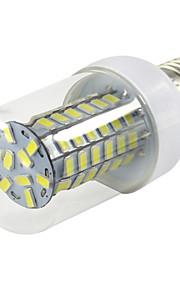 4.5W E27 LED-globepærer T 69 SMD 5730 420 lm Varm hvit Kjølig hvit V 1 stk.