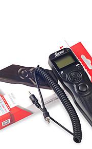 Lynca lcd temporizador disparador de controle remoto para rs-60e3