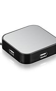 X-LEO Box Mirror 4 Ports High Speed USB 2.0 HUB
