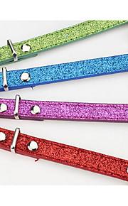 L'addestramento di sicurezza del collare l'arcobaleno di nylon del fiore da tre lotti