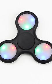 Fidget spinners Hilandero de mano Juguetes Tri-Spinner Plástico EDCJuguetes de oficina Alivia ADD, ADHD, Ansiedad, Autismo Por matar el