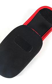 Capa-Preto Vermelho--Um Ombro-Ricoh-Câmara Digital