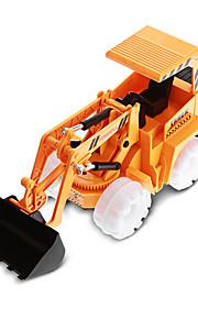 kjøretøy Leke Modell- og byggeleke Gravemaskin Metall Plast