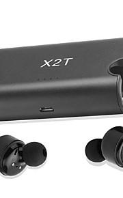 X2t mini true bezprzewodowe bluetooth bliźnięta stereo zestaw słuchawkowy w słuchawkach słuchawki z wkładkami do ładowania