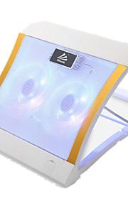 """Laptop kølepude 14.1 tommer (ca. 36cm) 15.4 tommer (ca. 39cm) 15,6 """" 35cm 38cm 15.5 """" 14.4 """" 14,6 """" 15.1 """""""