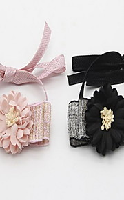 Dog Hair Accessories Dog Clothes Casual/Daily Princess Blushing Pink Gray