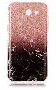 סמסונג גלקסי j3 (2017) J5 (2017) כיסוי מקרה imd חזרה כיסוי מקרה שיש רך tpu עבור Samsung גלקסי j3 j5 j5 j7 j3 (2016) j5 (2016) j7 (2016)