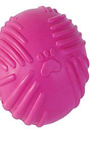 Dog Toy Pet Toys Ball Squeak / Squeaking Plastic