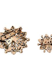 Dame Brocher Mode Personaliseret Euro-Amerikansk Legering Smykker For Bryllup Fest Speciel Lejlighed