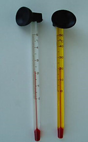 Aquarium Thermometers Portable Low Noise Double-Sided Casual/Daily