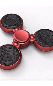 Langaton Langaton bluetooth kaiuttimet Ulkoilu Mini Bult mikrofoni LED-valo