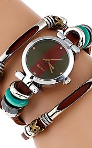 Damskie DZIECIĘCE Sportowy Modny Unikalne Kreatywne Watch Na codzień Zegarek na nadgarstek Zegarek na bransoletce Chiński Kwarcowy /Skóra