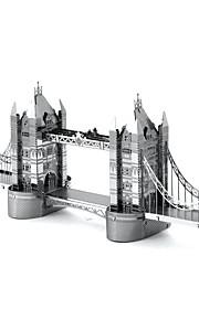 Puzzle Modellini di metallo Costruzioni Giocattoli fai da te Cupola