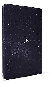 apple ipad (2017) air 2 케이스 커버 스탠드 플립 패턴 자동 슬립 / 일어나 몸 전체 케이스 만화 하드 우레탄 가죽 에어 미니 4/3 2 1 ipad2 3 4