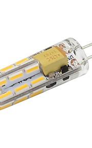 1W 2-pins LED-lampen T 24 SMD 4014 90 lm Warm wit Koel wit V 1 stuks