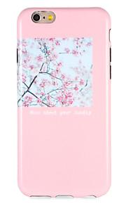 For Apple iPhone 7 pluss 7 tilfelle deksel mønster bakdeksel tilfelle blomst myk tpu iphone 6s pluss 6 pluss 6s 6 6s pluss
