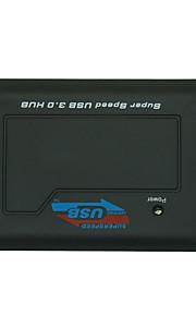 Yuankaida usbhub jy-sh012 hub usb 3,0 5,0 gbps super-speed 4 porte