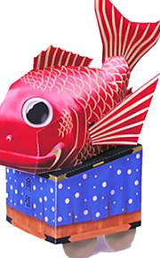 Jigsaw Puzzles 3D Puzzles Building Blocks DIY Toys Fish