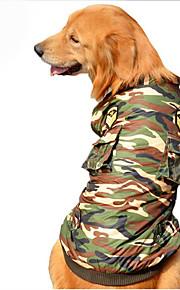 Hund Overall Hundekleidung Lässig/Alltäglich Polizei / Militär