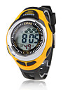Men\'s Watch Sport EL Light Digital Multi-Functional Silicone Strap Cool Watch Unique Watch Fashion Watch
