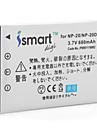batterie iSmart appareil photo numerique pour Casio Exilim ex-garde de la Serie S, Exilim EX-m series et plus