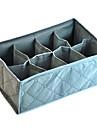 8-compartimiento no cubierta caja de almacenamiento