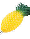 Pineapple Shaped Ball-point Pen with Magnet