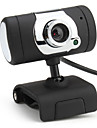 10 Megapixel T-Style USB 2.0 Webcam with Microphone