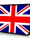"""bandera de la union de neopreno Funda para portatil 10-15 """"macbook ipad acer dell hp samsung"""