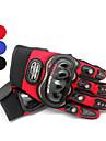 Leisure Sports Polyester Full Finger Motobike Gloves
