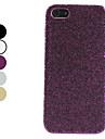 Carcasa Dura de Diseno de Brillos para el iPhone 5 - Colores Surtidos