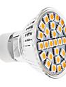 Spot LED Blanc Chaud / Blanc Froid MR16 GU10 / GU5.3(MR16) 3W 29 SMD 5050 170 LM AC 100-240 V