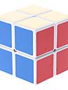장난감 매직 큐브 2*2*2 속도 마법의 장난감 부드러운 속도 큐브 매직 큐브 퍼즐 아이보리 ABS