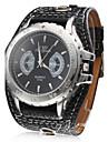 Men's Watch Dress Watch Big Round Dial Cool Watch Unique Watch