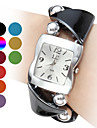 Women's Triangle Style Plastic Analog Quartz Bracelet Watch (Assorted Colors) Cool Watches Unique Watches